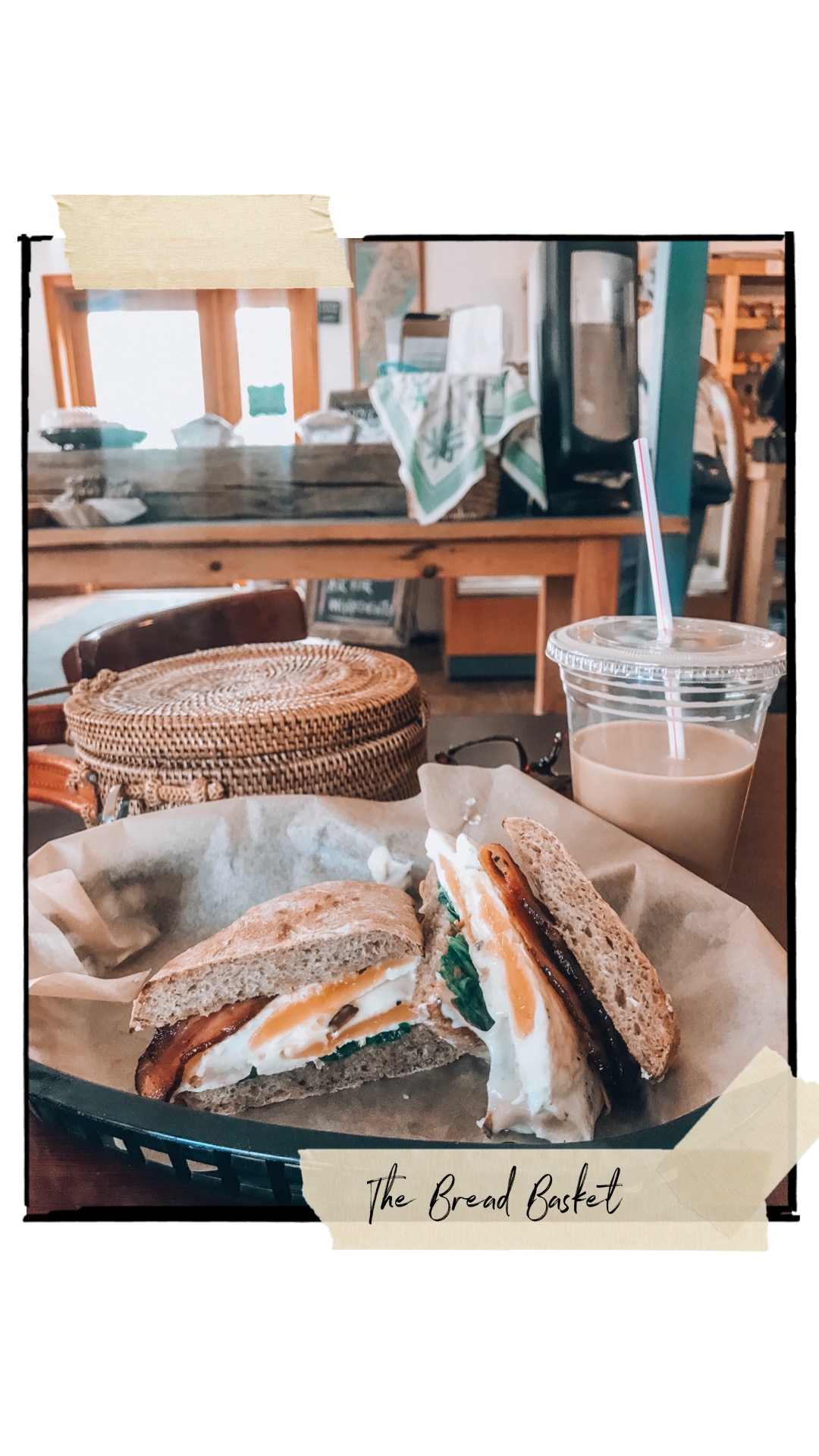 The Bread Basket - The Bread Basket is easily one of my favorite places. My cousin Mary is the head chef & everything is farm fresh & sooo darn tasty! You have to try the bacon jam & chocolate hummus - you won't regret it!
