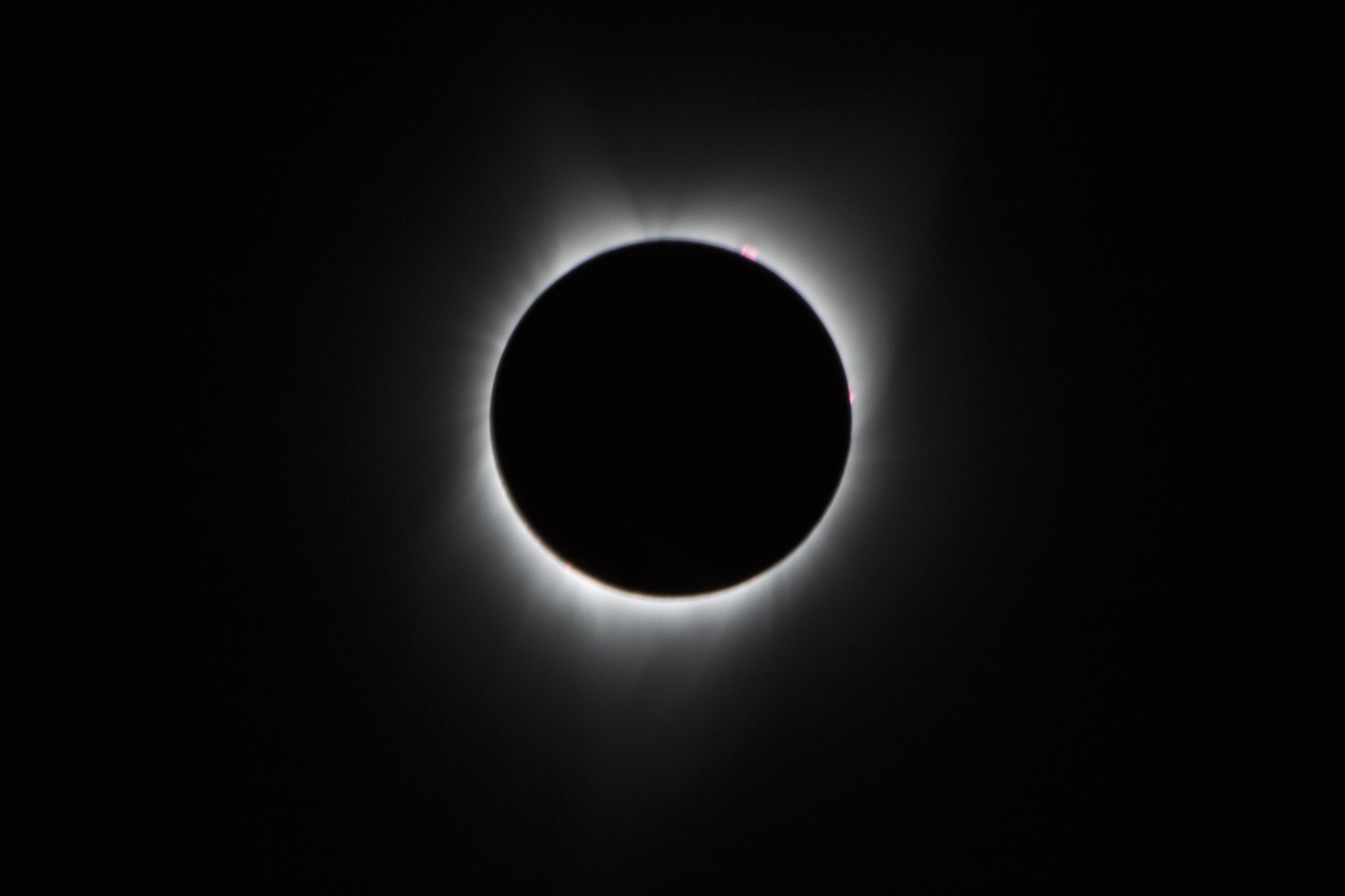 August 2017 Eclipse. Photo:  NASA / Carla Thomas