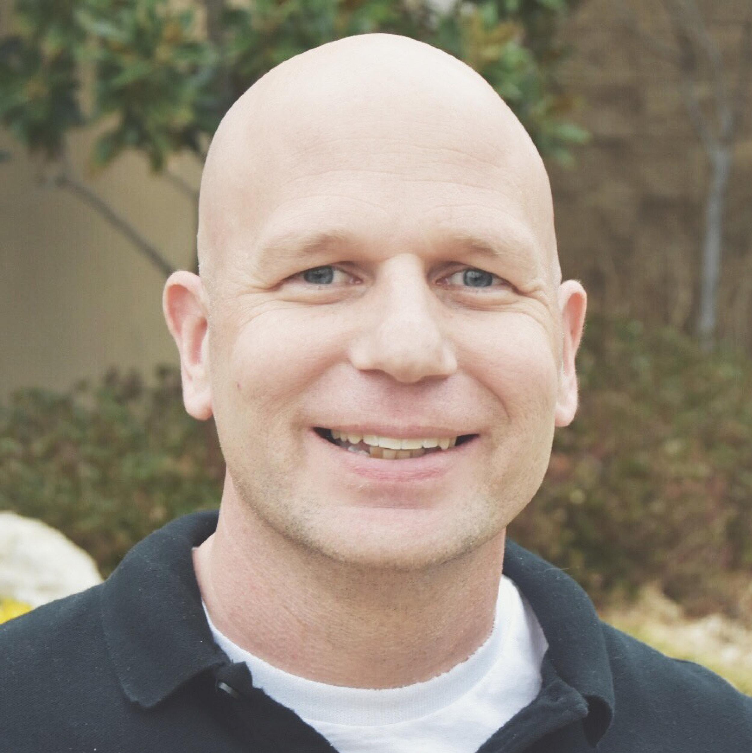 Wes Wilson //Parish Administrator -