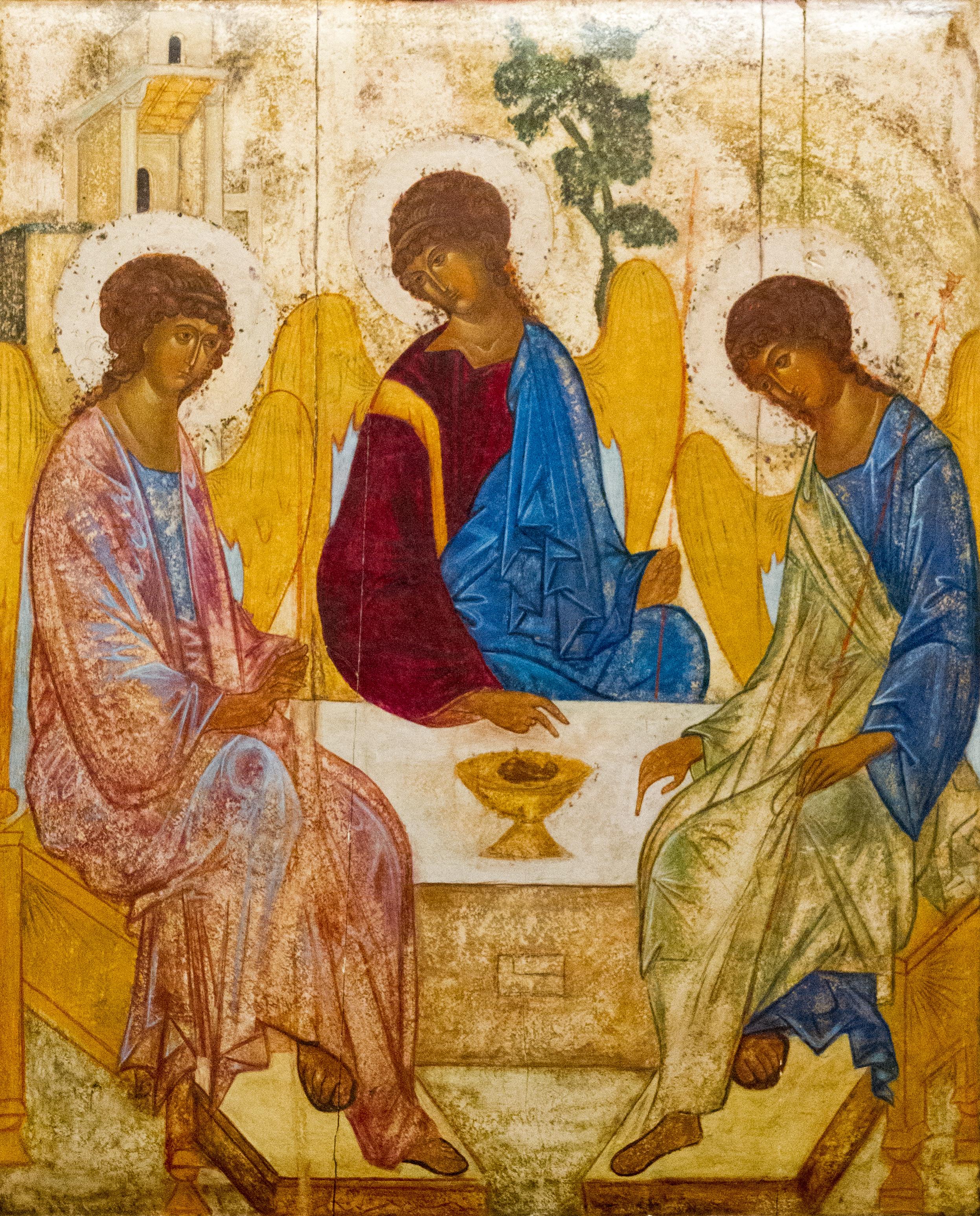 Trinity Sunday - The Rev. Keith Fallis