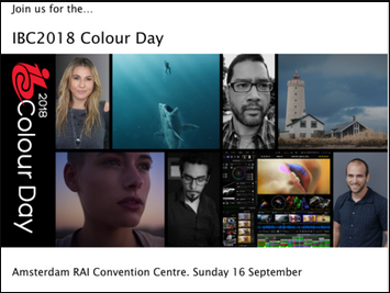 IBC 2018 Filmlight Guest Presenter in Amsterdam! - September 16th, 10:30-11:30At IBC, Mike will present his recent experiences live using the new Baselight 5 for Avid tools, with a focus on Base Grade, Texture Equaliser, Boost Contrast, and other new features.
