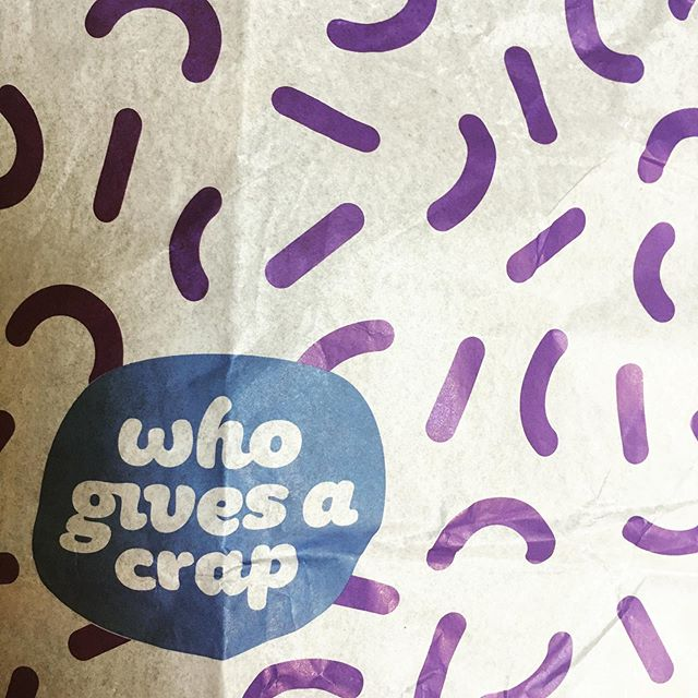Does anyone use this toilet paper and want a good home for the clean wrappers? If so let me know as I use it often to wrap student work and I have run out! @whogivesacraptp #whogivesacrap #whogivesacraptoiletpaper #whogivesacrappapertowel #paperforpots