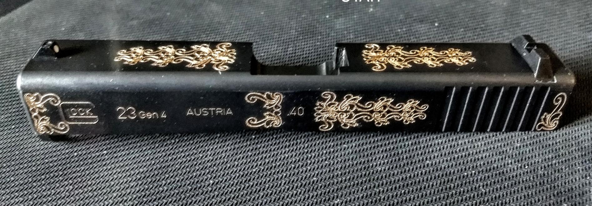 Glock 23 Gold Engraving.png