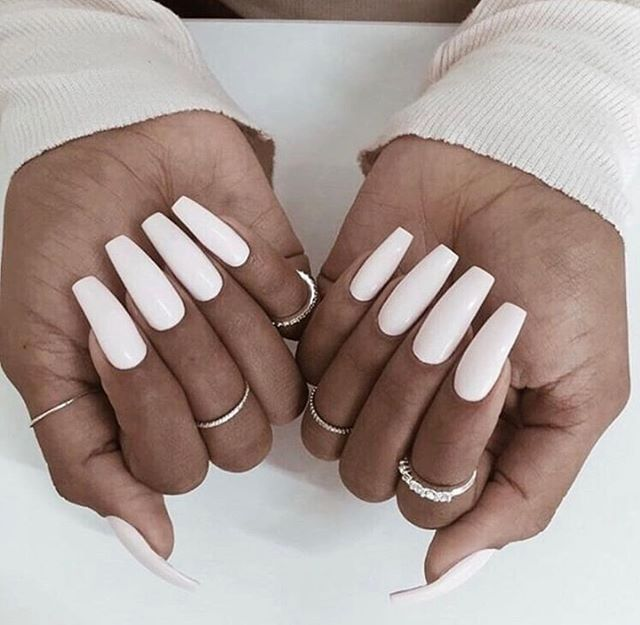 Coffin nails perfection ⚰️ #nailsdoneright #ciélnaillounge @cielnaillounge