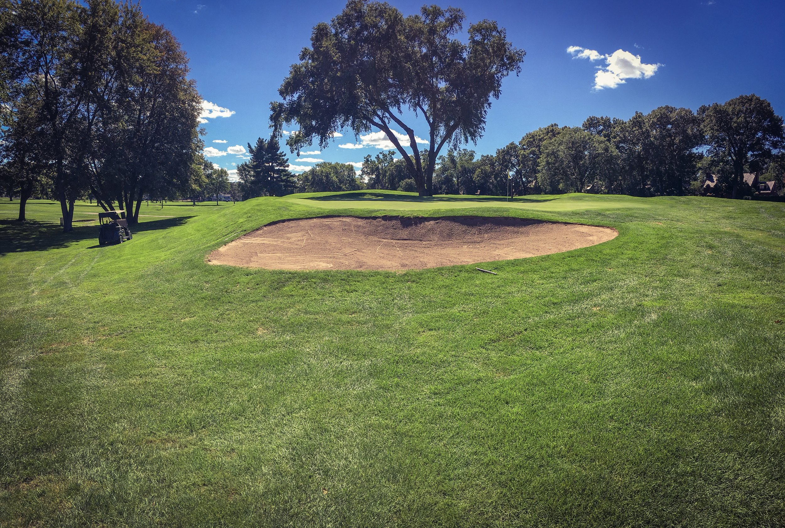 Detriot Golf Club - South Course