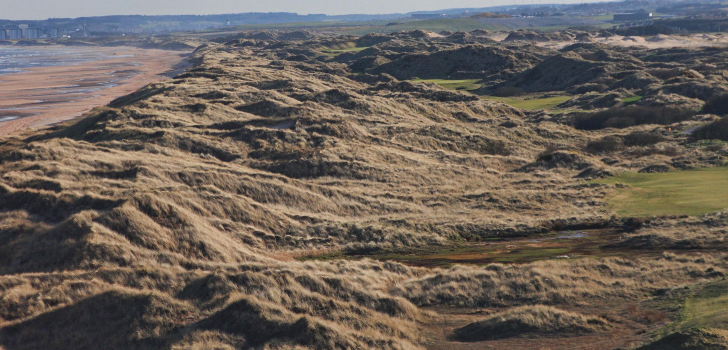 The Dunes at Trump Aberdeen
