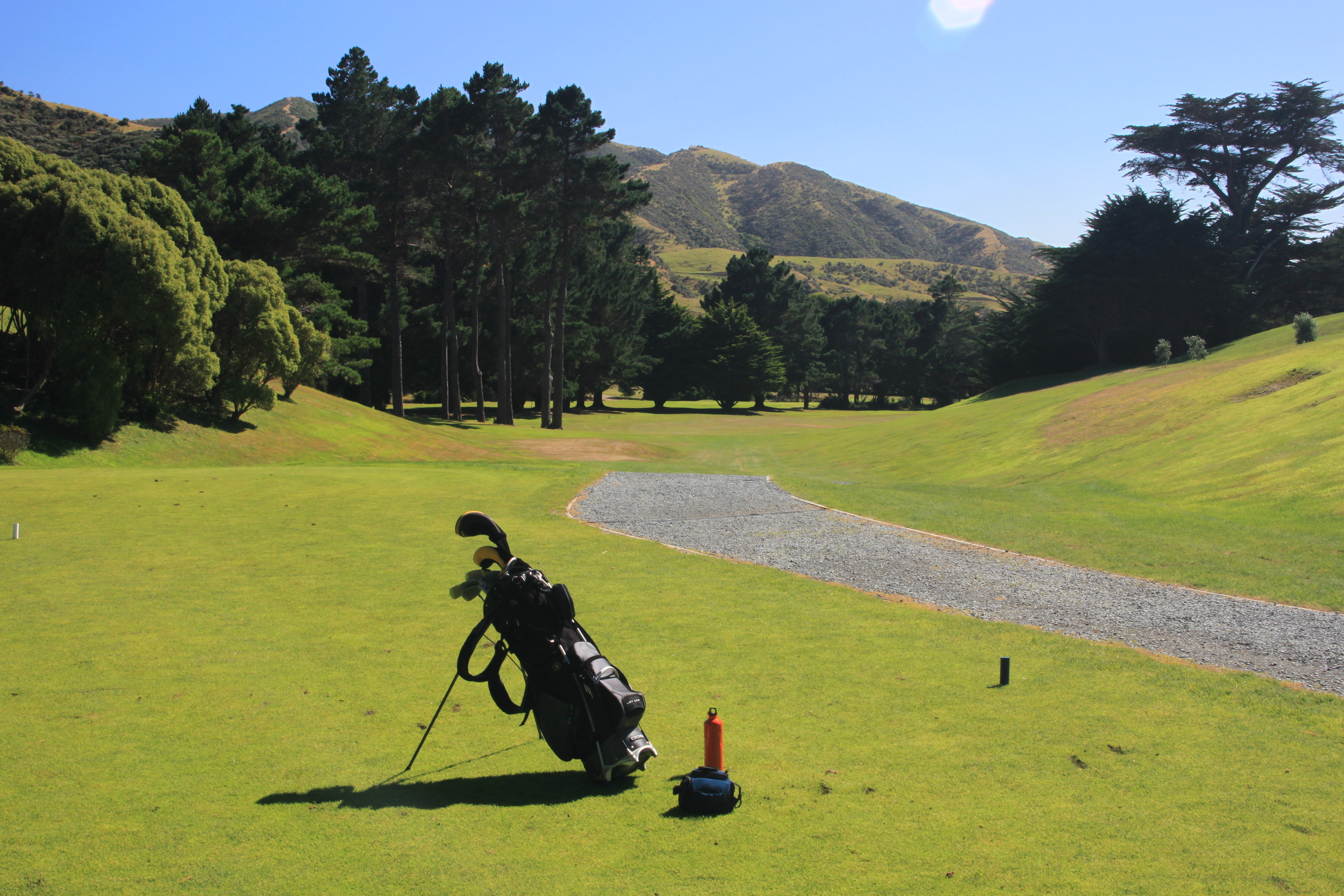Karori Golf Club - New Zealand