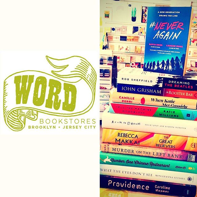 Hello friends! Check out our sponsor and official book distributor of the NYC Poetry Festival, @wordbookstores  There's nothing quite like the experience of wondering through a bookstore and smelling the scent of books everywhere. @wordbookstores have some book discussions and other cool events through out the year.  Comment below your favorite poetry books.