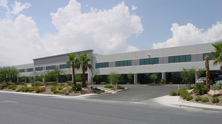 Post Hinson Business Park Las Vegas, Nevada    Click here to view Project Details