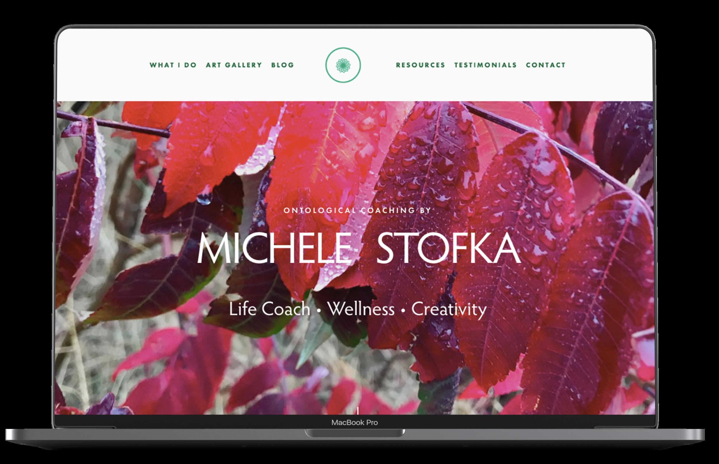 Michele Stofka LEIRA Digital Design