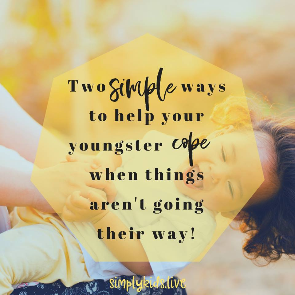 Two simple ways to help your youngster cope...  Read more