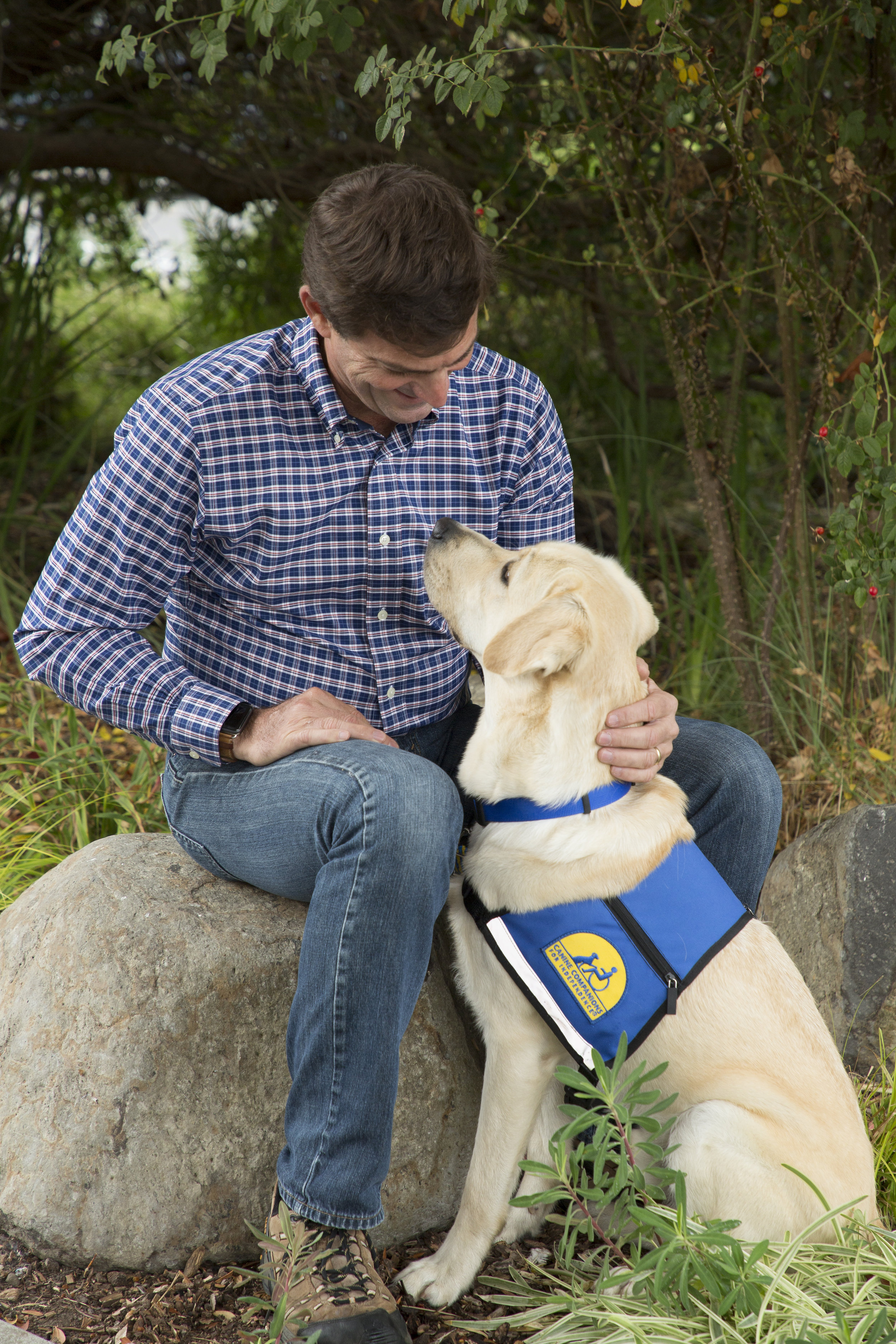Read how Wembley has made Bruce's life better -