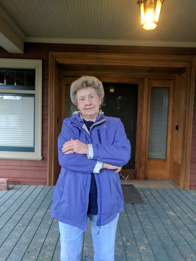 June Eastman Beaverton, Oregon