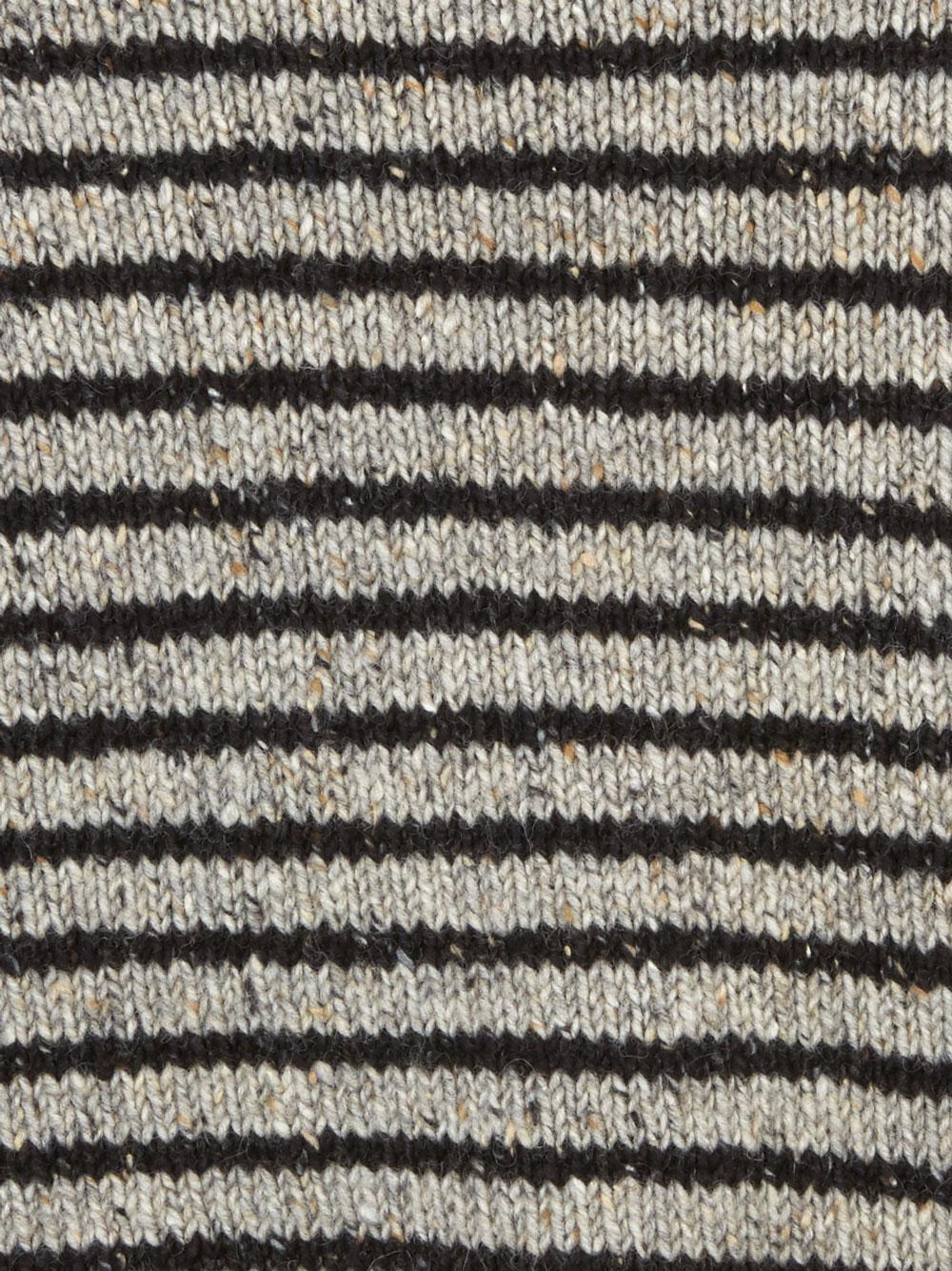 Sweater_M18-12_Killybegs Stripe_4 Variations_Grey Black_SWATCH_PRO SHOT_WEB RES.jpg