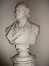 A Bust of John McClean