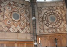 Chancel Mosaics