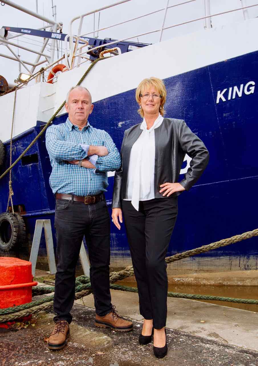John and Jackie King
