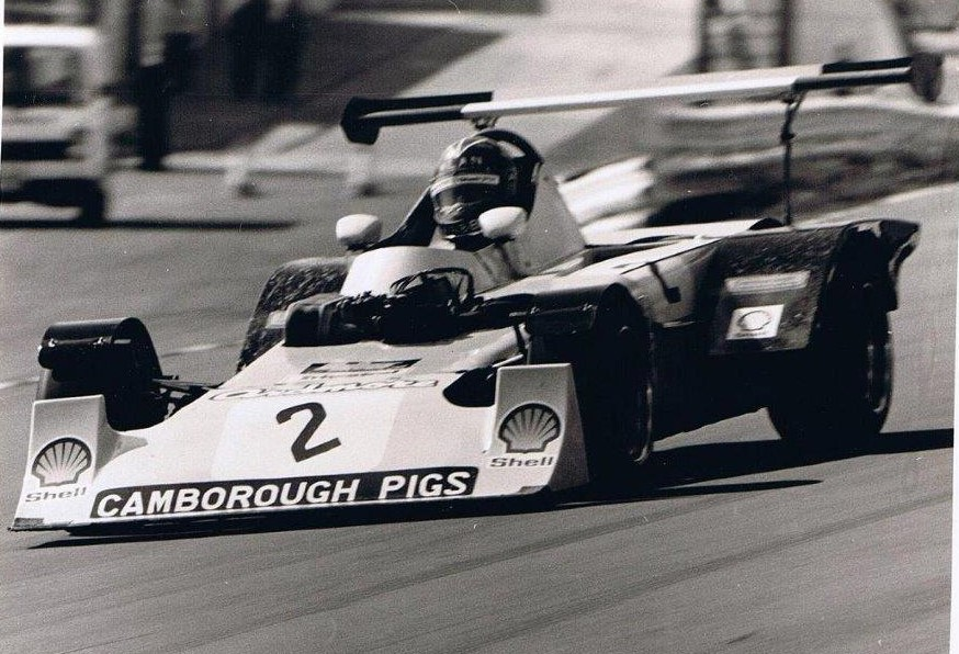 1975 MK 17 - Clubmans Formula car: the De Dion version of the Mk16. A Mk17B was also tried with a stiffer chassis and narrow track suspension. Creighton Brown and Frank Sytner both had many successes with the MK17s; Creighton in Clubmans and Frank in Formula Libre with a 1850cc Cosworth FVC fitted; he was a real crowd pleaser, playing David to F2 and F5000 Goliaths.