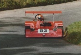1977 MK18B - Clubmans Formula and Formula Ford 2000 car: the main change over the MK18 was greater chassis rigidity at 1800 lbft per degree.  A variant of the MK18B Clubmans car was later designated the MK18BW to denote a