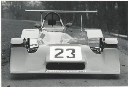 1981 MK23 - Clubmans Formula car: a major development over the MK21 with a major push towards ground effect. Chassis rigidity now up to 2300 ftlbs per deg. Rear axle lateral location by Bulldog link in place of Watts linkage. This enables all of the rear suspension to be enclosed within the rear under tray to aid aero effect.Successes included: 1990 - John Harrison Formula 1300 champion. 1991 - John Harrison, Formula 1300 champion. 1992 - John Harrison, Formula 1300 champion.