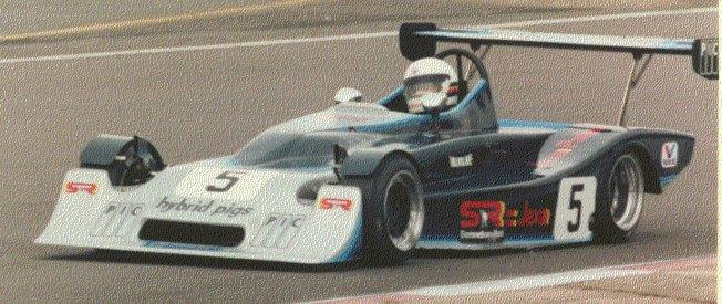 1982 MK24 - Clubmans Formula car: a development of the MK23. Monocoque front chassis section.Successes included: 1983 - Kenny Allen Scottish Hillclimb champion.