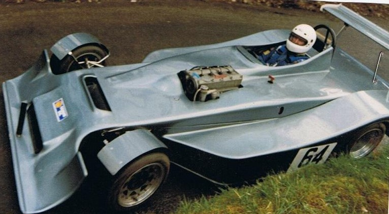 1984 MK25 - Clubmans Formula and Thundersports car: a development of the MK24 range with aluminium front bulkhead.