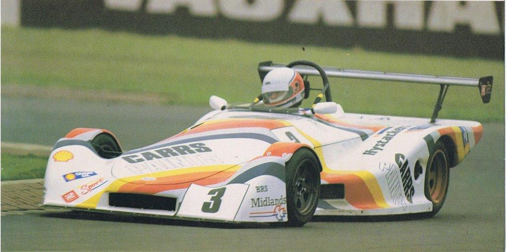 1989 MK28 - Supersports Vauxhall and Sports 1600 car: a development of the MK27SG featuring a doubling in chassis rigidity, an all-enveloping nose, fabricated front uprights and rear venturis to herald the rebirth of the Clubmans with the new Vauxhall engine. The Vauxhall version of the MK28 was actually dubbed the MK28V and used TAM 3.Successes included: 1989 - Vernon Davies, Vauxhall Finance Sports champion.