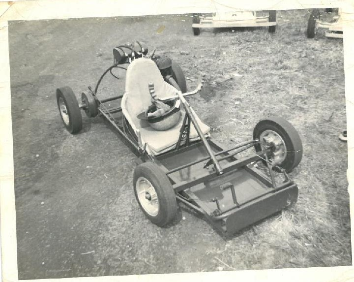 U2 Kart 1959 with a number of innovations.