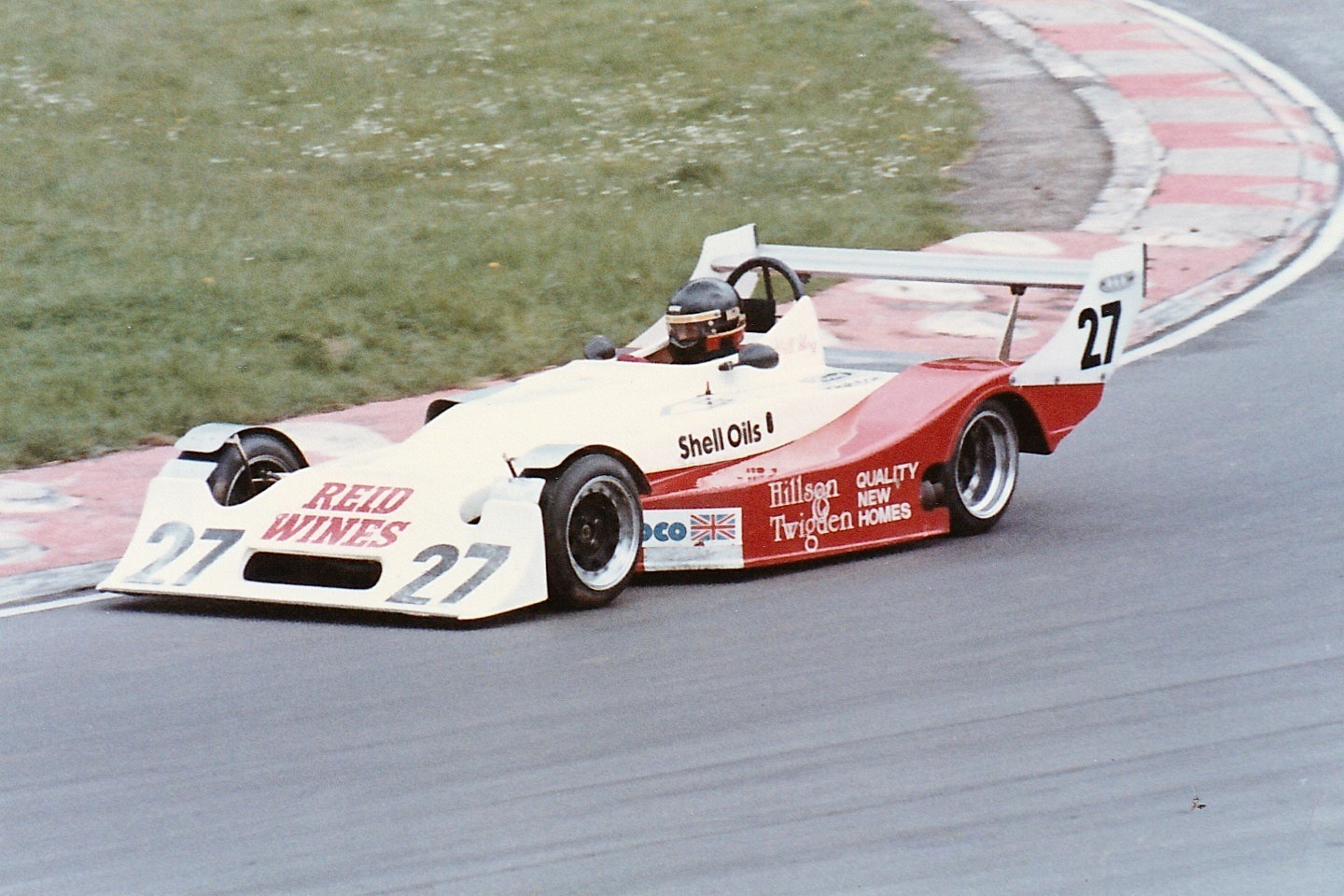 1984 MK24B - Clubmans Formula car: a development of the MK24 with revised rear bodywork and a further development of the rear axle lateral location system which Arthur termed as the WOB system as it was an amalgam of Watts, Olley and Bulldog mechanisms.Successes included: 1983 - Will Hoy, BARC Clubmans champion. 1983 - Hill Hoy, Doningotn Clubmans champion. 1984 - Will Hoy, Trimoco Clubmans champion. 1984 - Will Hoy, Clubmans Register champion. 1985 - Guy Woodward, Powerscreen Clubmans champion.