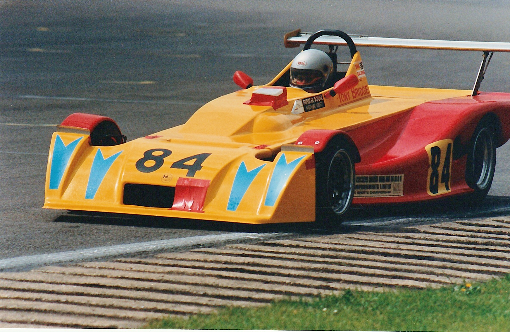 1987 MK27SG - Clubmans Formula car: a ground effect (hence the
