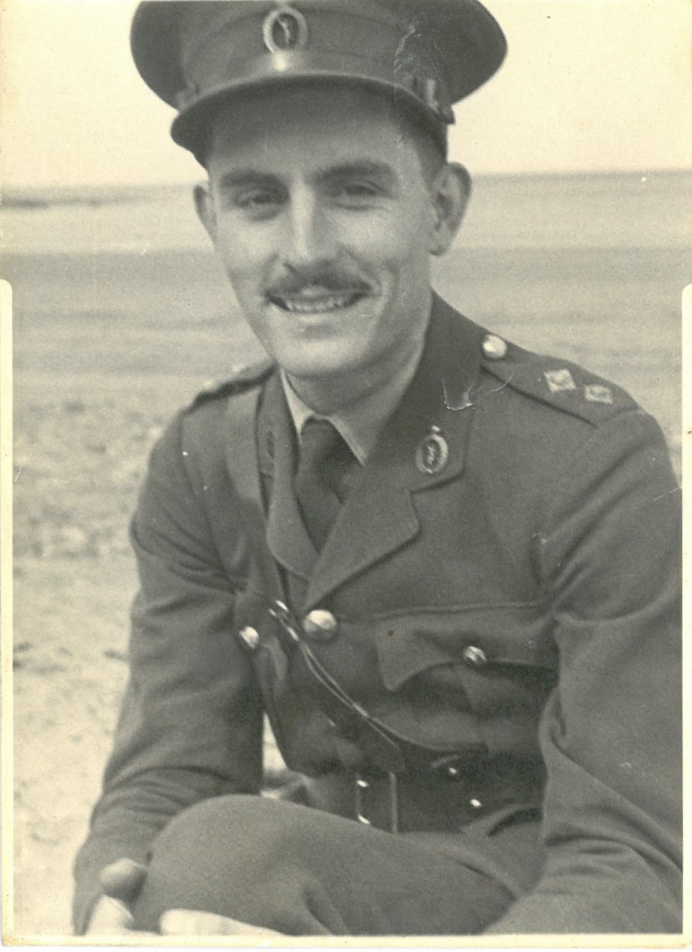 Arthur looking relaxed in uniform.jpg