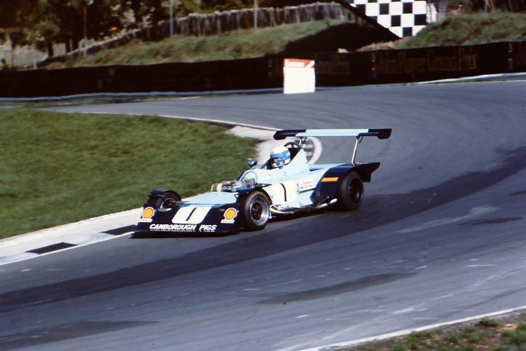 1976 MK18 - Clubmans Formula car: a longer wheelbase development of the MK16 with an extra four inches mainly in the engine bay. At least 20 cars were sold making the MK18, along with the MK16,  the most popular Mallock ever built. Successes included: 1976 - Nick Adams, Sytner of Nottingham Clubmans champion. 1976 - Ian McCullough, Northern Clubmans champion. 1982 - Alan Lloyd, Winner, Prescott Gold Cup. 1984 - John Istead, BARC FTD Awards Hillclimb champion. 1984 - Alan Lloyd, Gurston Down Hillclimb champion.