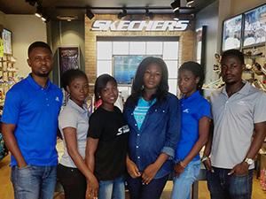 Skechers, Circle Mall, Lagos
