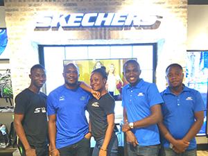 Skechers, Festival Mall, Lagos
