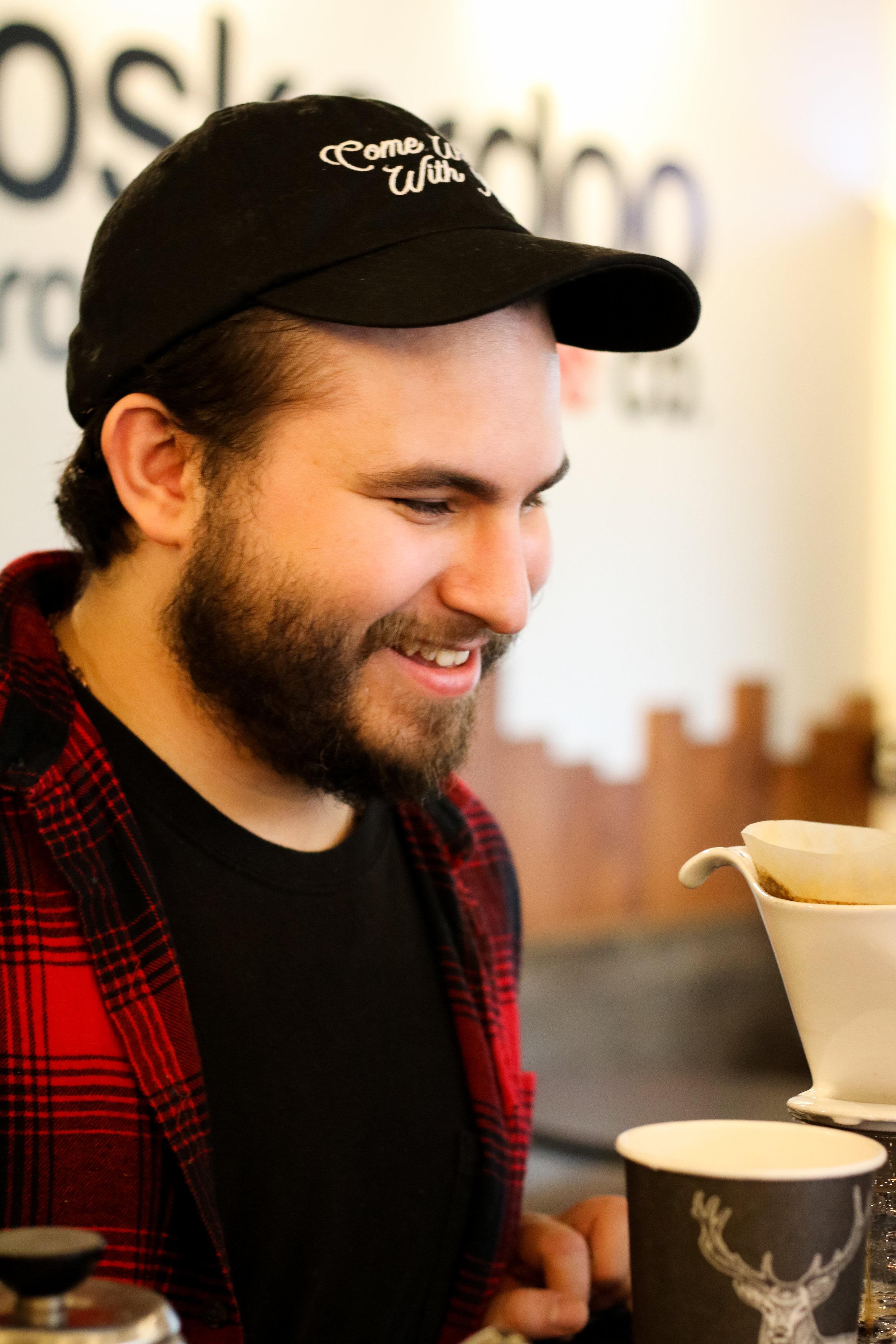 BOOSKERDOO COFFEE CO PHOTOS