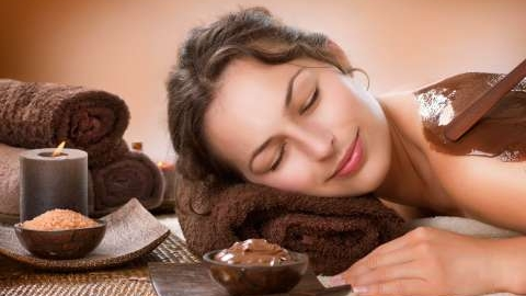 Chocolate + Bath with salts with free 1 hour spa circuit