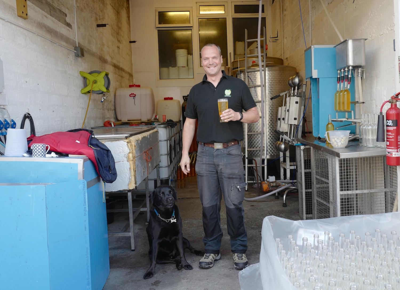 David the cider maker.JPG