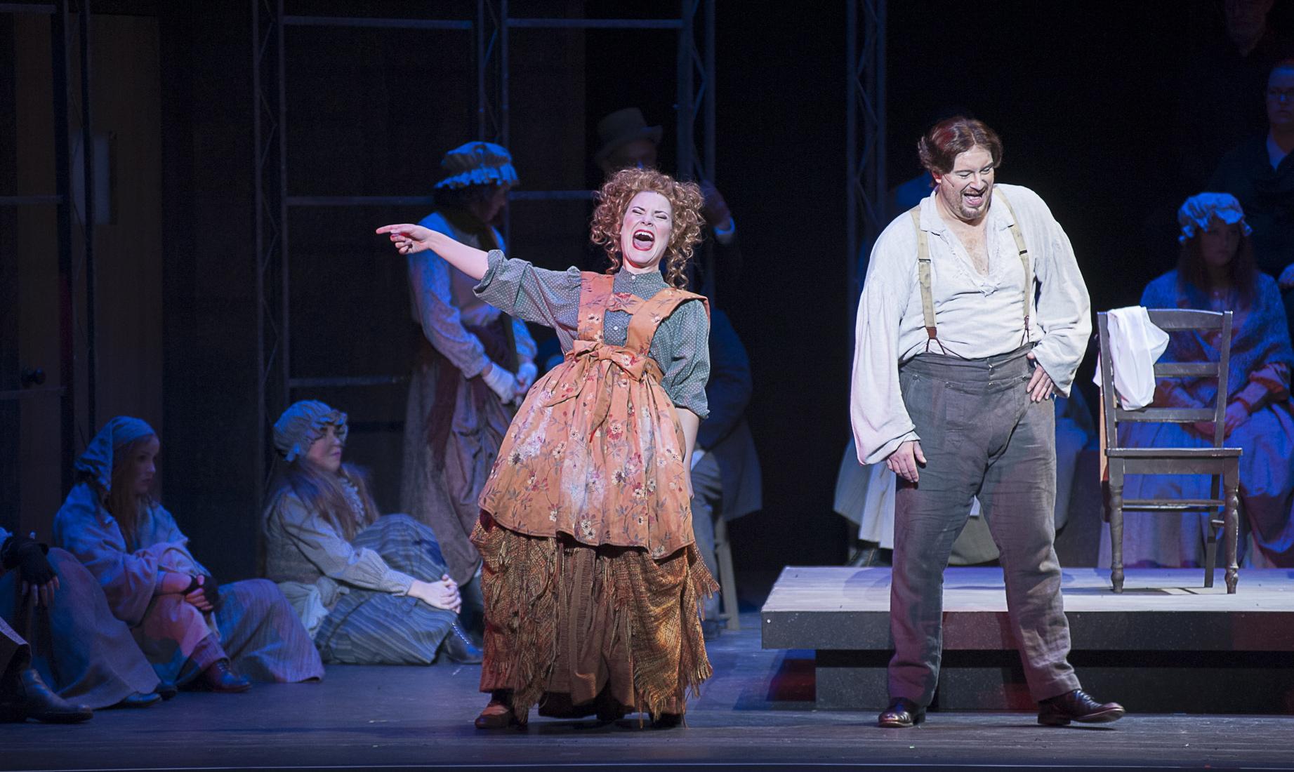Pensacola Opera Sweeney Todd
