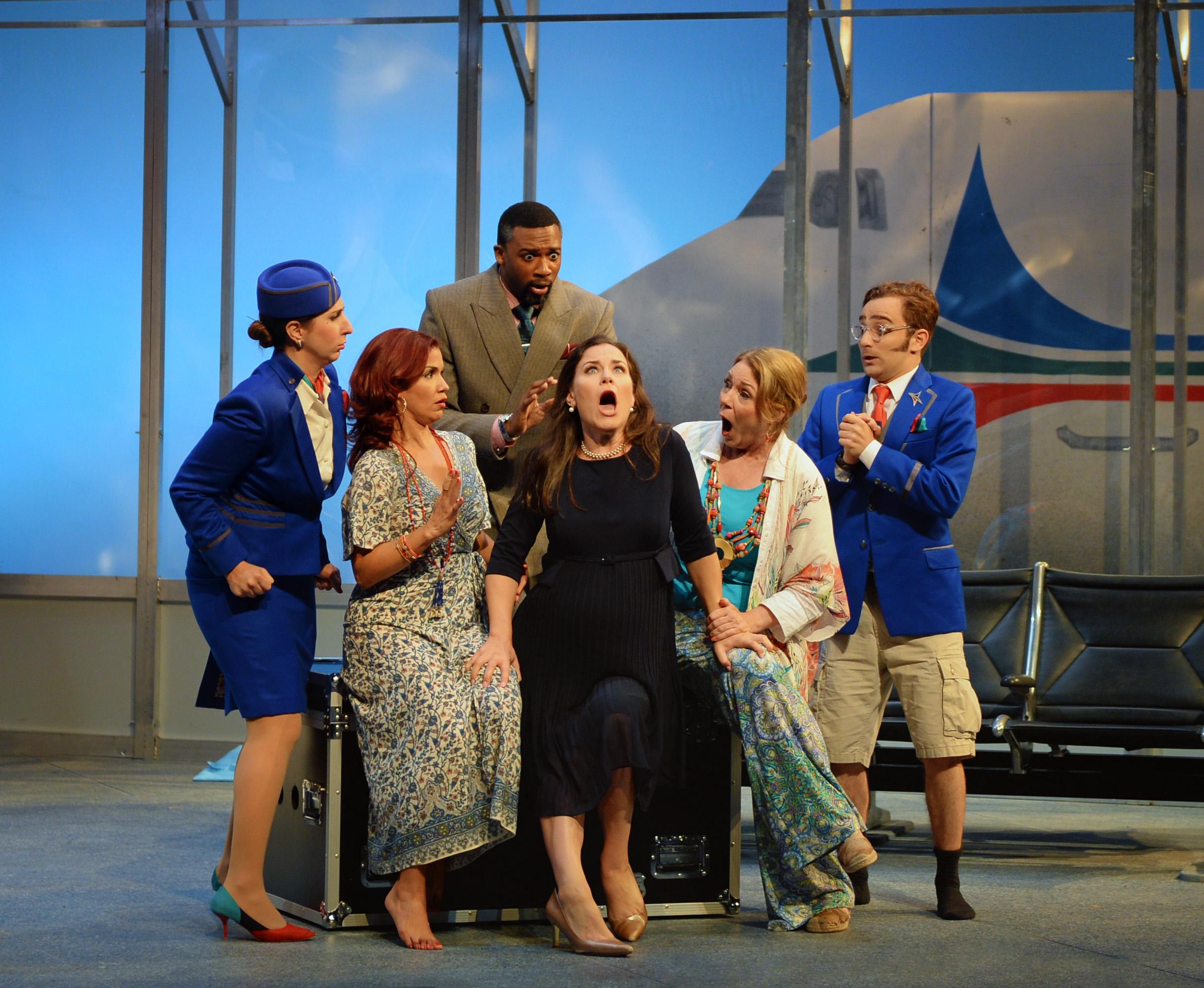 Des Moines Metro Opera Flight