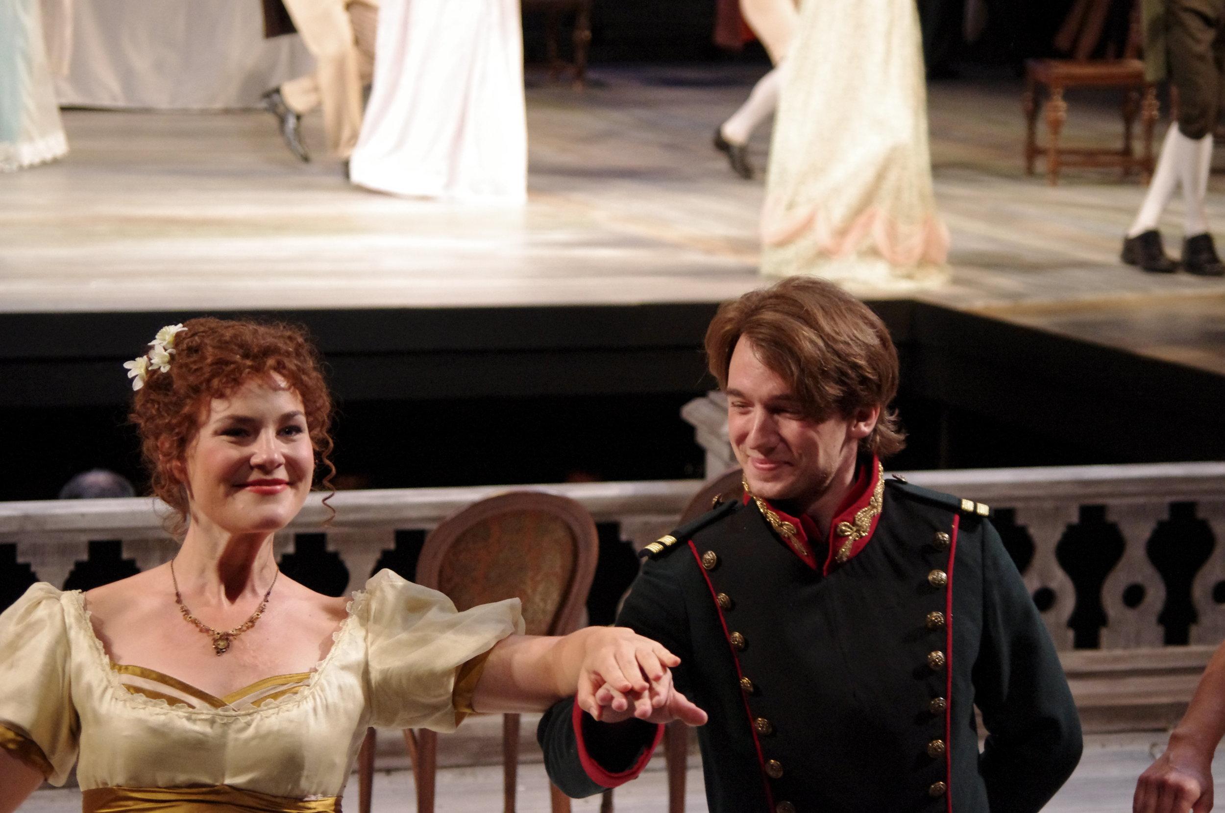 Des Moines Metro Opera Eugene Onegin