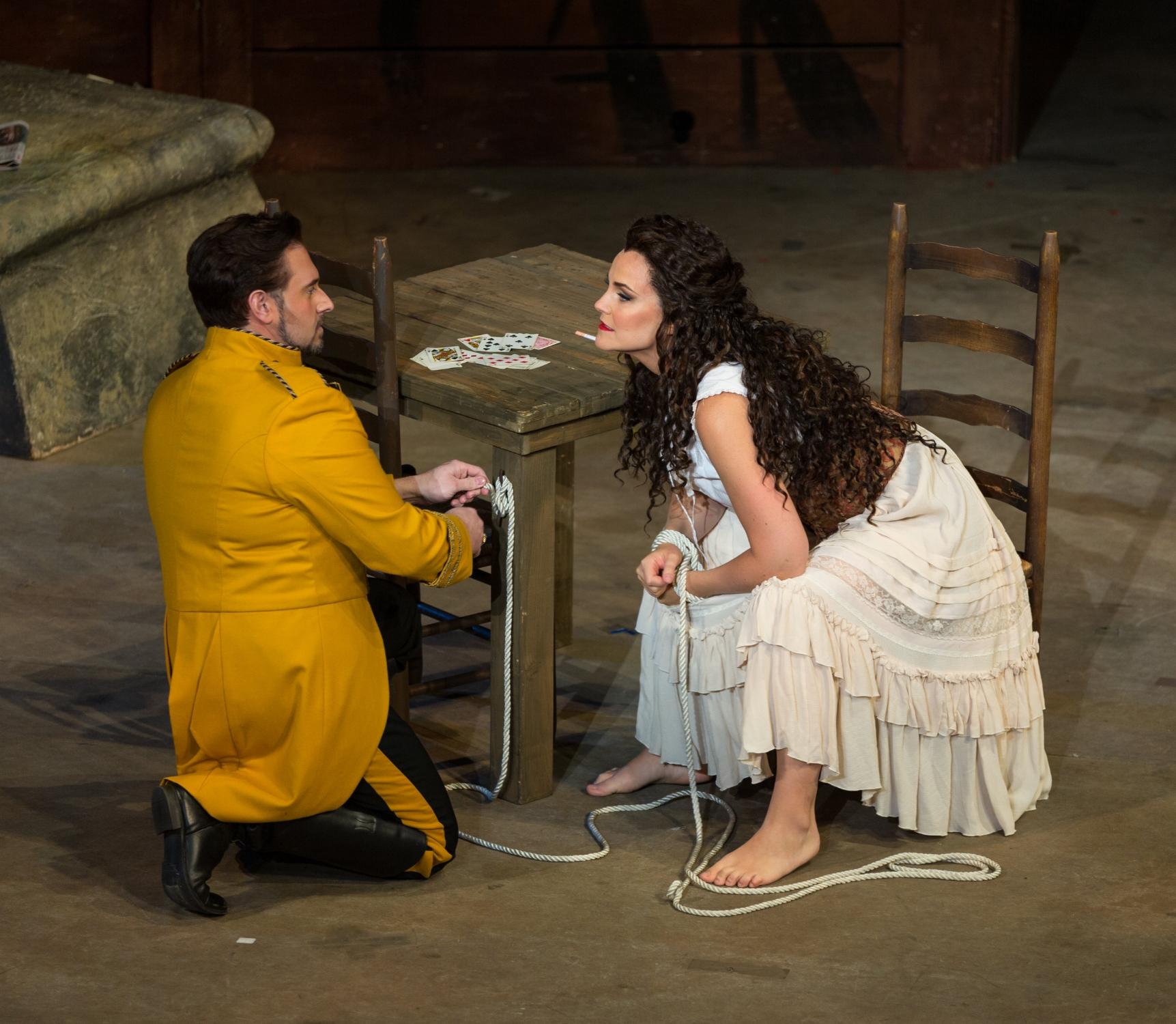 Utah Opera Carmen
