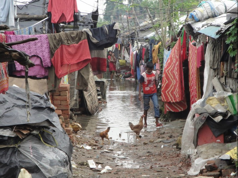 1) No Poverty