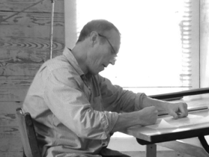 Eric Moser  Founder and Principal of Moser Design Group based in Beaufort, SC. Eric is a member of the New Urban Guild and Congress for New Urbanism as well as frequent collaborator with other professionals to plan, analyze, and reintroduce historic local and regional building patterns in homes and communities.