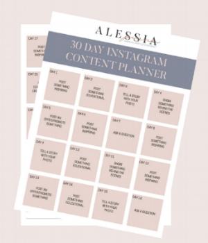 Alessia-Pinna-Instagram-planner