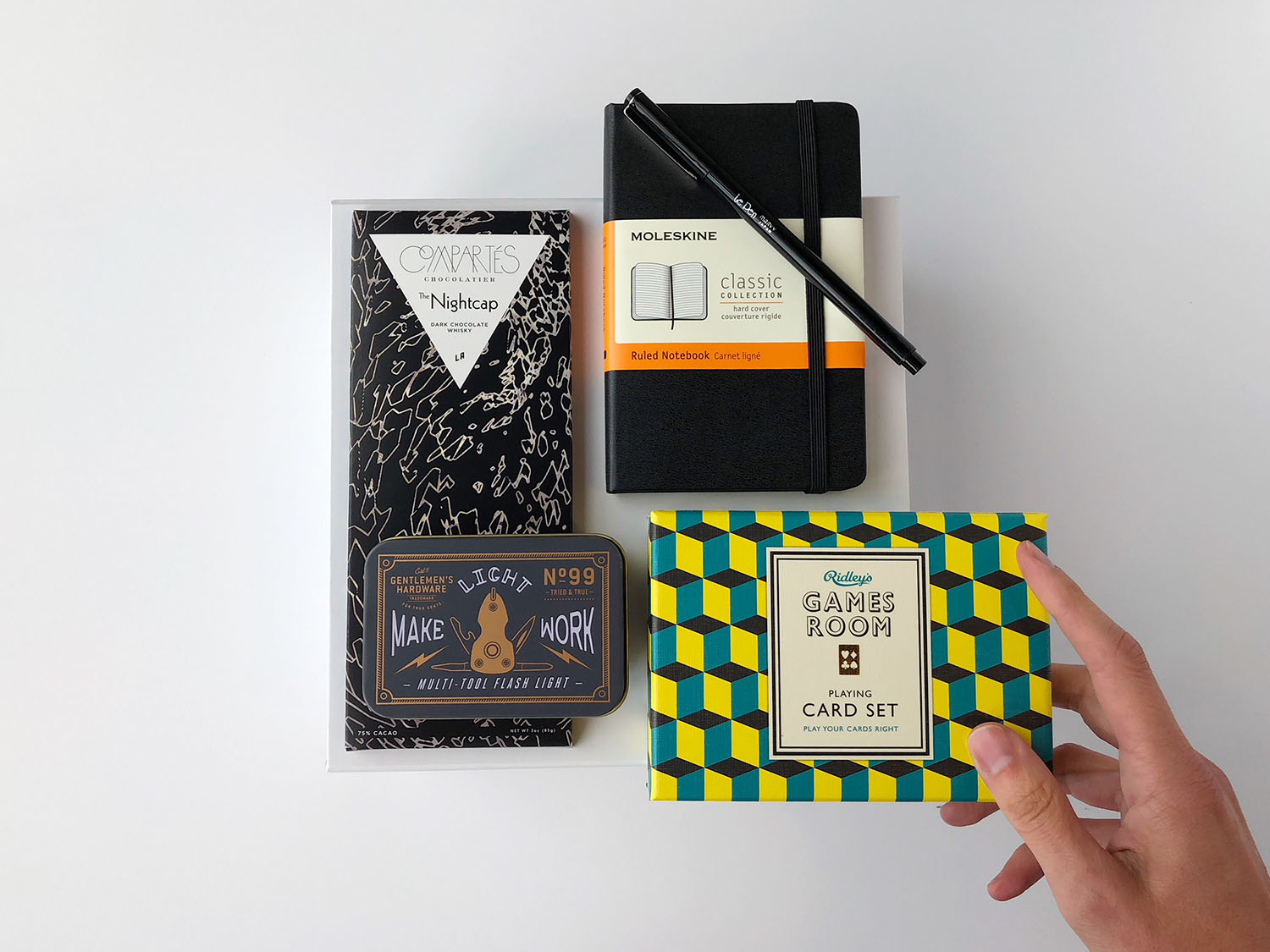 """What We're About - We love gifts, who doesn't?There's nothing better than hearing someone exclaim in wonder and delight, """"what a good gift!"""" after receiving your present. We aim for this with each and every order, ensuring all orders are assembled and delivered with personal attention and care."""