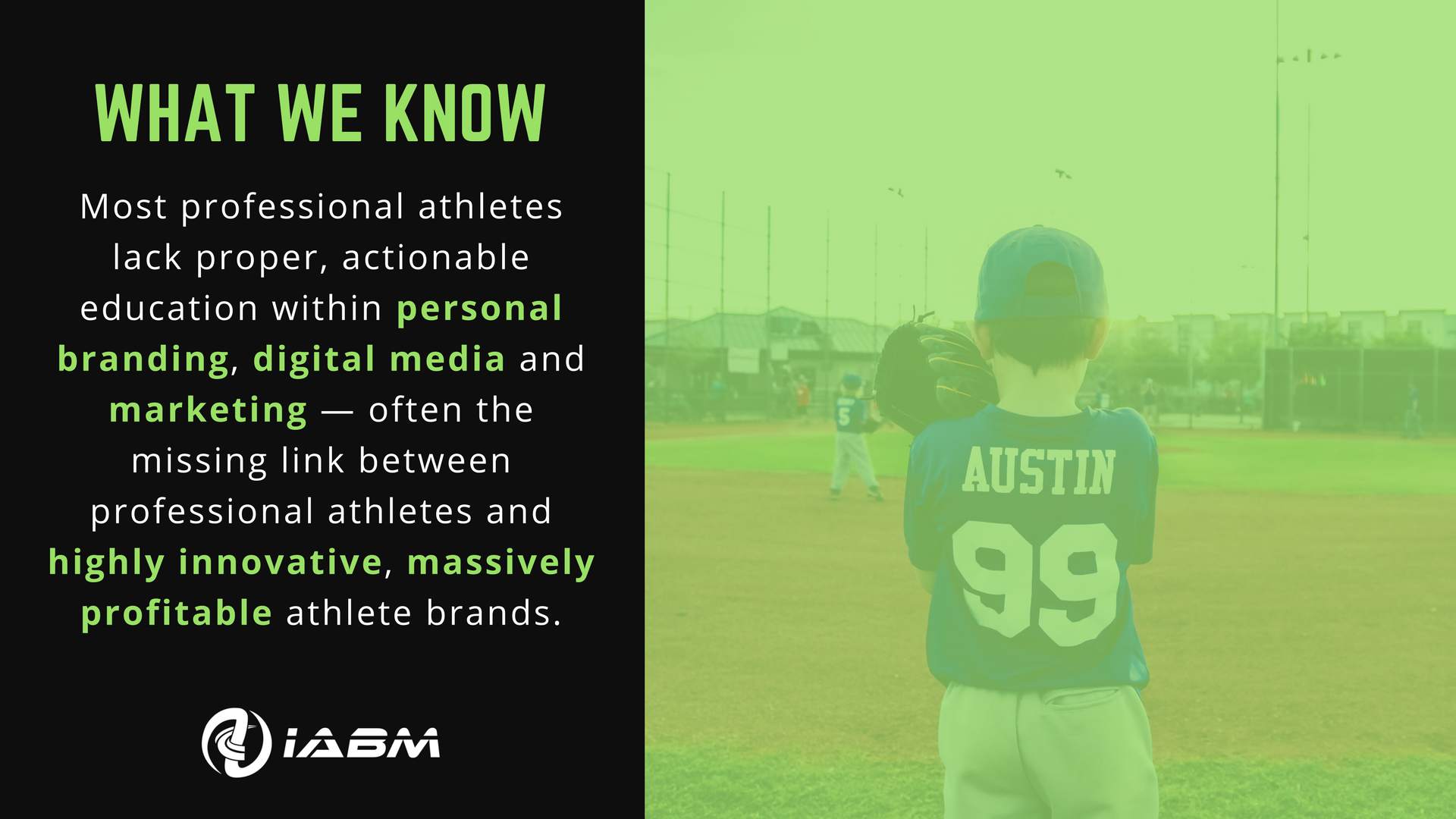 Athlete Branding and Marketing - Players Associations