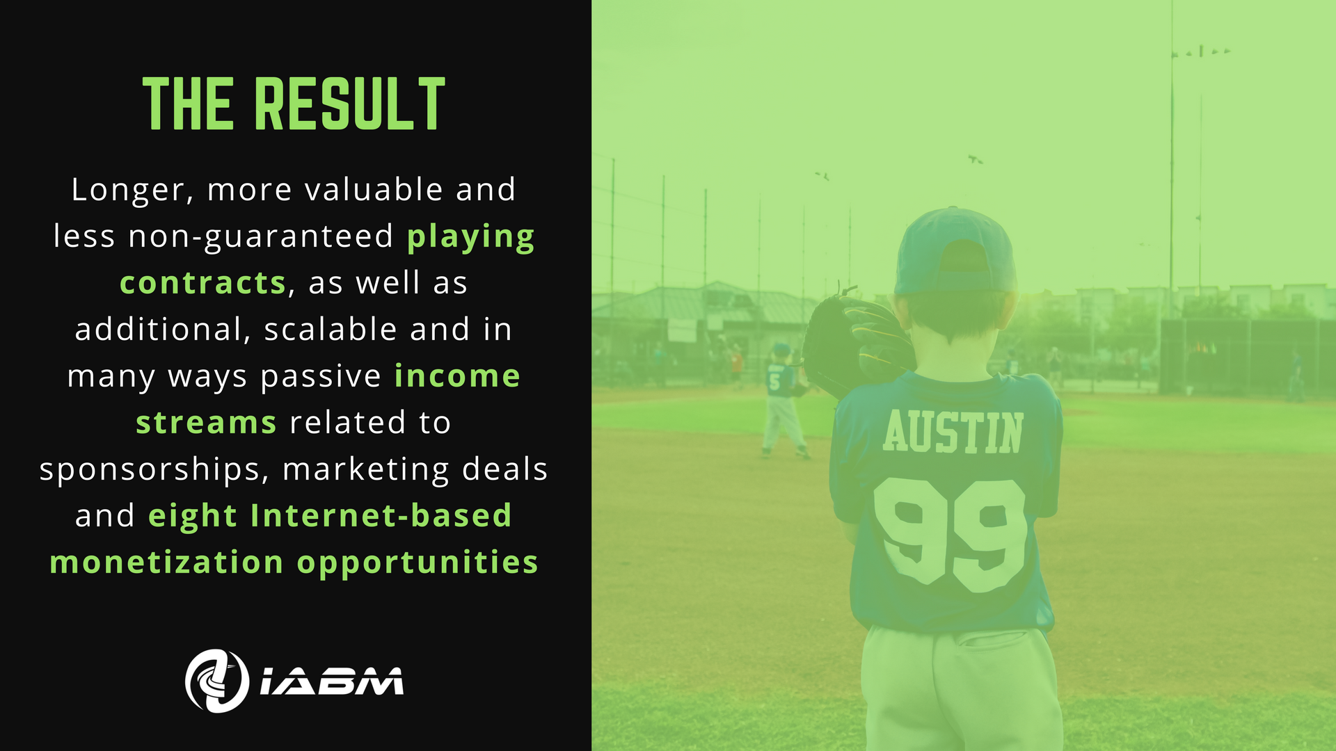 Athlete Branding and Marketing Results