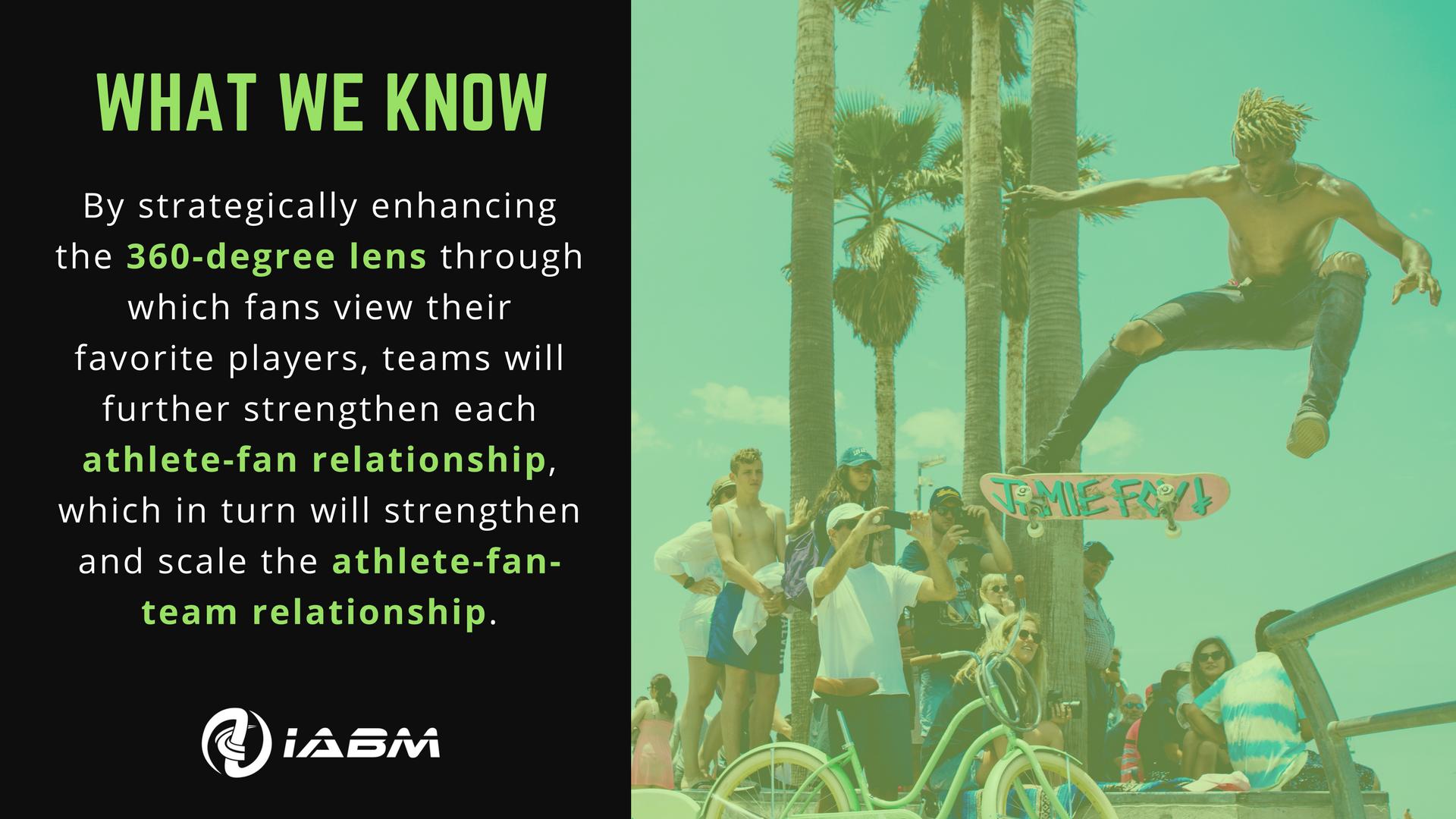 Athlete-Fan-Team Relationship - Athlete Branding and Marketing