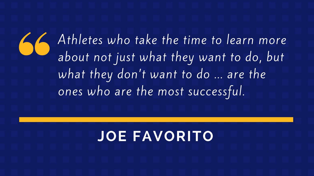 Joe Favorito Quote