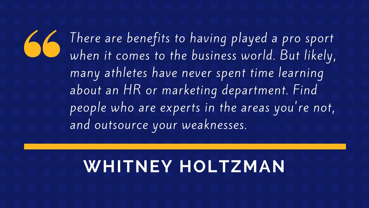 Whitney Holtzman Quote